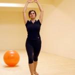cvičení Joga Pilates praha