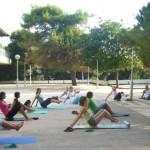 Kankan - Pilates u moře