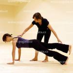 Cvičení pod dohledem - Jóga a pilates