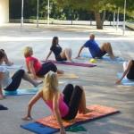 Joga&Pilates - aktivace břišních svalů