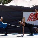 Prezentace Pilates cvičení
