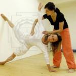 Individuální cvičení jógy a Pilates