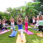 Jóga a Pilates na Bali / Yogata Praha
