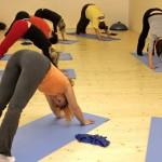 Skupinové cvičení Joga Pilates Praha